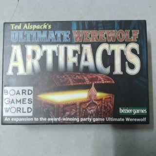 Ultimate artifacts ( đã bọc bài )