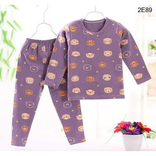 Bộ quần áo thu đông cho bé trai bé gái (25 - 37kg) VEMZKIDS 5 mẫu thumbnail