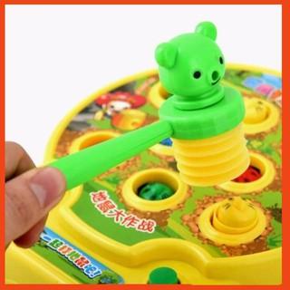 [Đồ chơi Đập thú – Trò chơi vui nhộn – Phát triển phản xạ cho bé yêu