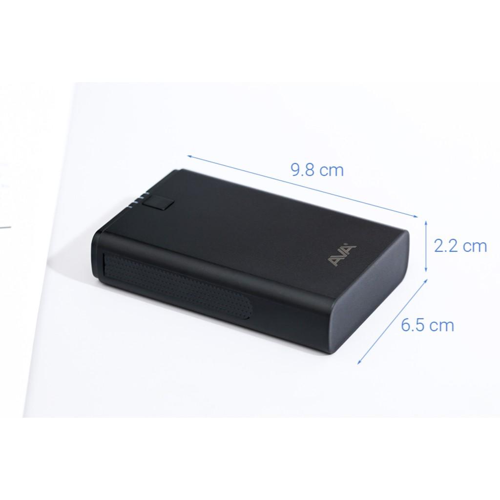 BẢO HÀNH 1 THÁNG] Pin sạc dự phòng 7500mAh AVA DS630 giá cạnh tranh