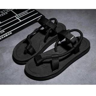 [Hàng Có Sẵn] Sandal nam nữ xỏ ngón , xăng đan nam nữ đi du lịch , đi biển mẫu mới thumbnail