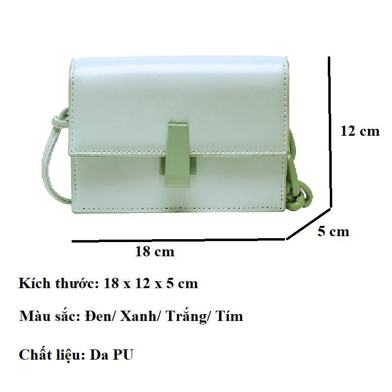 Túi đeo chéo nữ đi chơi mini nhỏ giá rẻ đẹp HY139