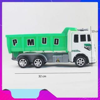 [HOTT] Ôtô tải chạy đà cho bé yêu LCC- 13 Giá Gốc
