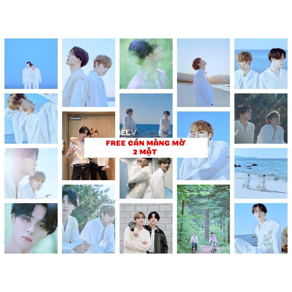 Lomo card 18 ảnh WAYV - KUN & XIAOJUN - Back To You