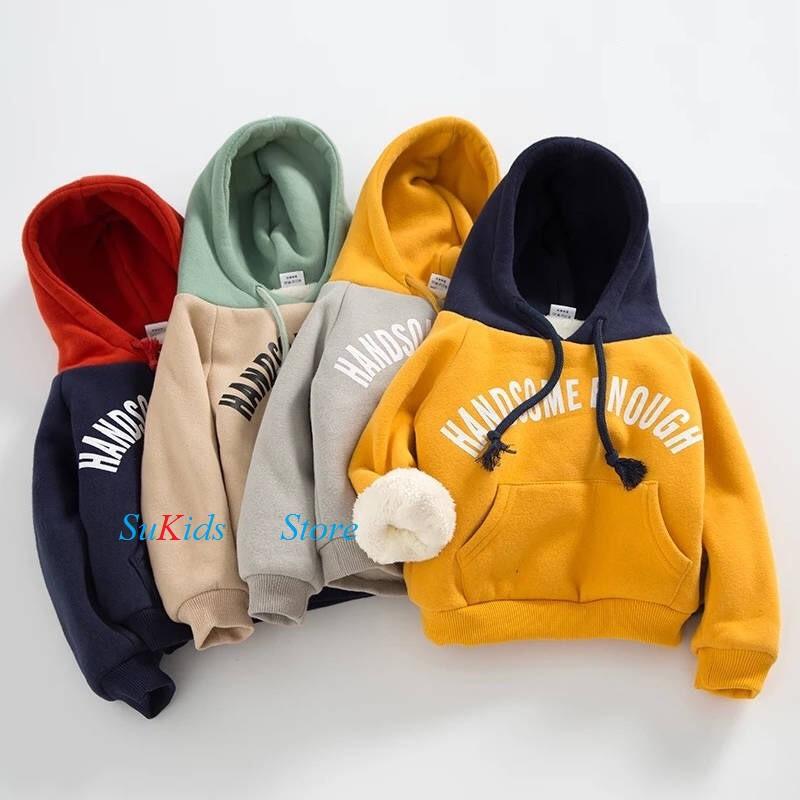 [Freeship 50k + Mã SUKITTKA1 Giảm 10k đơn 300k] Áo Hoodie bé trai sành điệu – Sukids Store quần áo trẻ em cao cấp