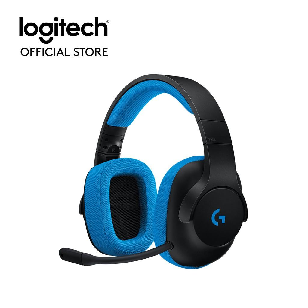 [Nhập LOGIGAME giảm 10%] Tai nghe Game Logitech G233 PRODIGY - Hãng phân phối chính thức