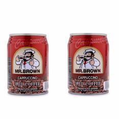 Bộ 2 lon cà phê uống liền Mr Brown 240ml - 2578786 , 1155320337 , 322_1155320337 , 50000 , Bo-2-lon-ca-phe-uong-lien-Mr-Brown-240ml-322_1155320337 , shopee.vn , Bộ 2 lon cà phê uống liền Mr Brown 240ml