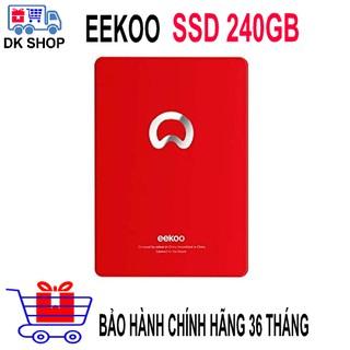 SSD 240G EEKOO Hong Kong, Bảo Hành 36 Tháng, Tốc Độ Khủng Long thumbnail