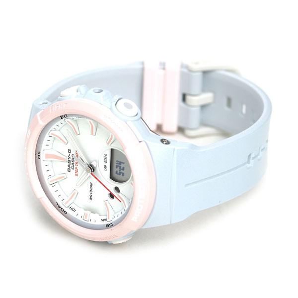 Đồng hồ nữ dây nhựa Casio Baby-G chính hãng Anh Khuê BGS-100SC-2ADR