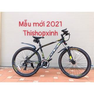 Xe đạp galaxy CT20 khung nhôm mẫu mới 2021 thumbnail