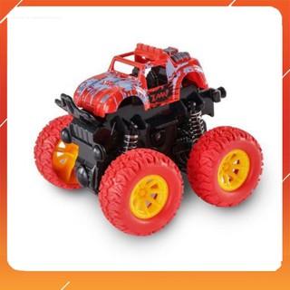 (Mua Ngay Kẻo Hết) Xe đồ chơi địa hình chống ngã cho bé (4 màu)–7855 (Rẻ Là Mua)