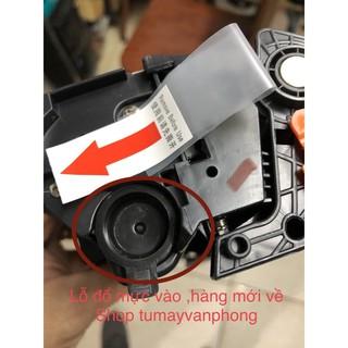 Hộp mực 05a/ 80a có lỗ đổ mực,lỗ thải cho máy in Hp 2035-máy in HP 400/401-2055D-M401D-Canon 251DW-6670DN-MF411