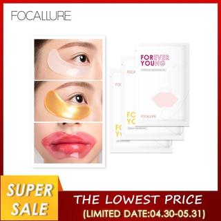 Mặt nạ môi / mặt nạ mắt Focallure giữ ẩm hiệu quả (1 cái)