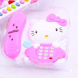 Đồ chơi điện thoại bàn Hello Kitty