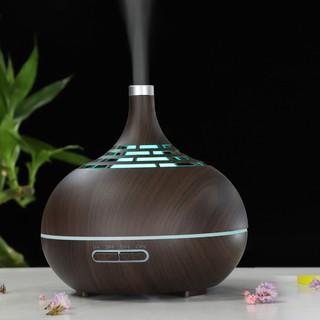 Yêu ThíchXả Kho <TẶNG TINH DẦU> Máy xông tinh dầu, máy khuếch tán tinh dầu Cổ Cao thế hệ mới - Thiết kế tinh sảo, sang trọng .