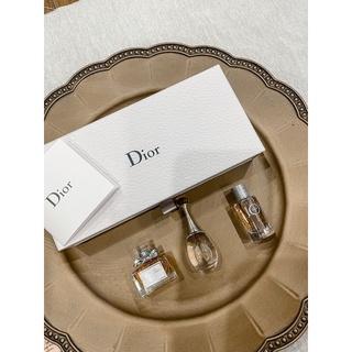 [gift hãng 100%] set nước hoa Dior 3 chai mini chuẩn Auth