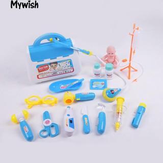 Bộ đồ chơi hình ống nghe bác sĩ cho bé