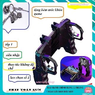 [ tặng 1 móc khóa game]Tay Ca m Cho i Game K21, Nút Bấm Game phụ kiện số 1 cho game PUBG, CALL OF DUTY, ROS ,FREE FIRE thumbnail
