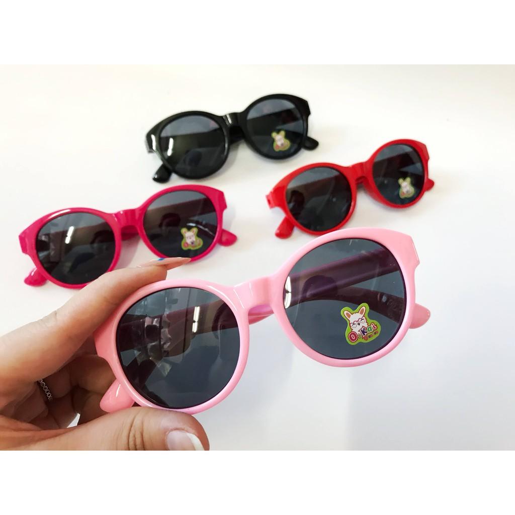 💝 Kính trẻ em 💝 kính mắt chống nắng , bụi cho bé