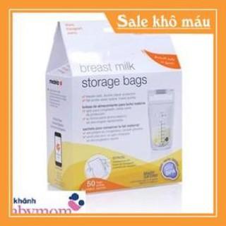 (KF) Túi trữ sữa chính hãng combo 20, 50 cái như hình