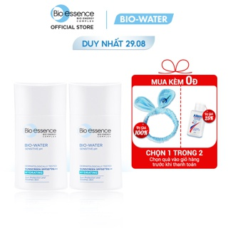 "Combo 2 Kem chống nắng Bio-Essence Miracle Bio Water Cooling Sunscreen 40ml/chai giá chỉ còn <strong class=""price"">17.900.000.000đ</strong>"