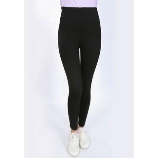 Quần Legging VIcci cao cấp màu đen cạp cao 10P, chất liệu vải Umi hàn thumbnail