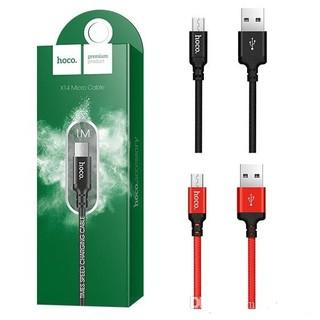 Cáp 1m Chân Micro USB HOCO X14 chính hãng -DC2870
