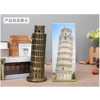 Tháp Nghiêng Pisa Mô Hình Trang Trí hàng Quảng Châu