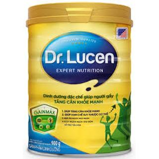 Sua Danh Cho Người Gầy Tăng Cân Khỏe Mạnh Dr.lucen Gainmax Loại 900g(date2022)