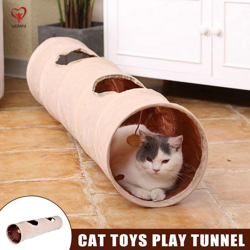 Đường hầm đồ chơi cho thú cưng
