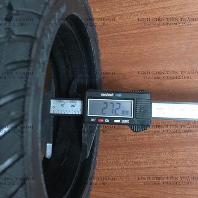 Lốp Đặc 200x50 Xe Drift 360 độ Bánh Trước