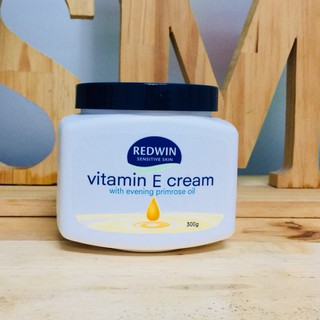 Kem dưỡng da mềm mịn redwin Vitamin E Cream 300g