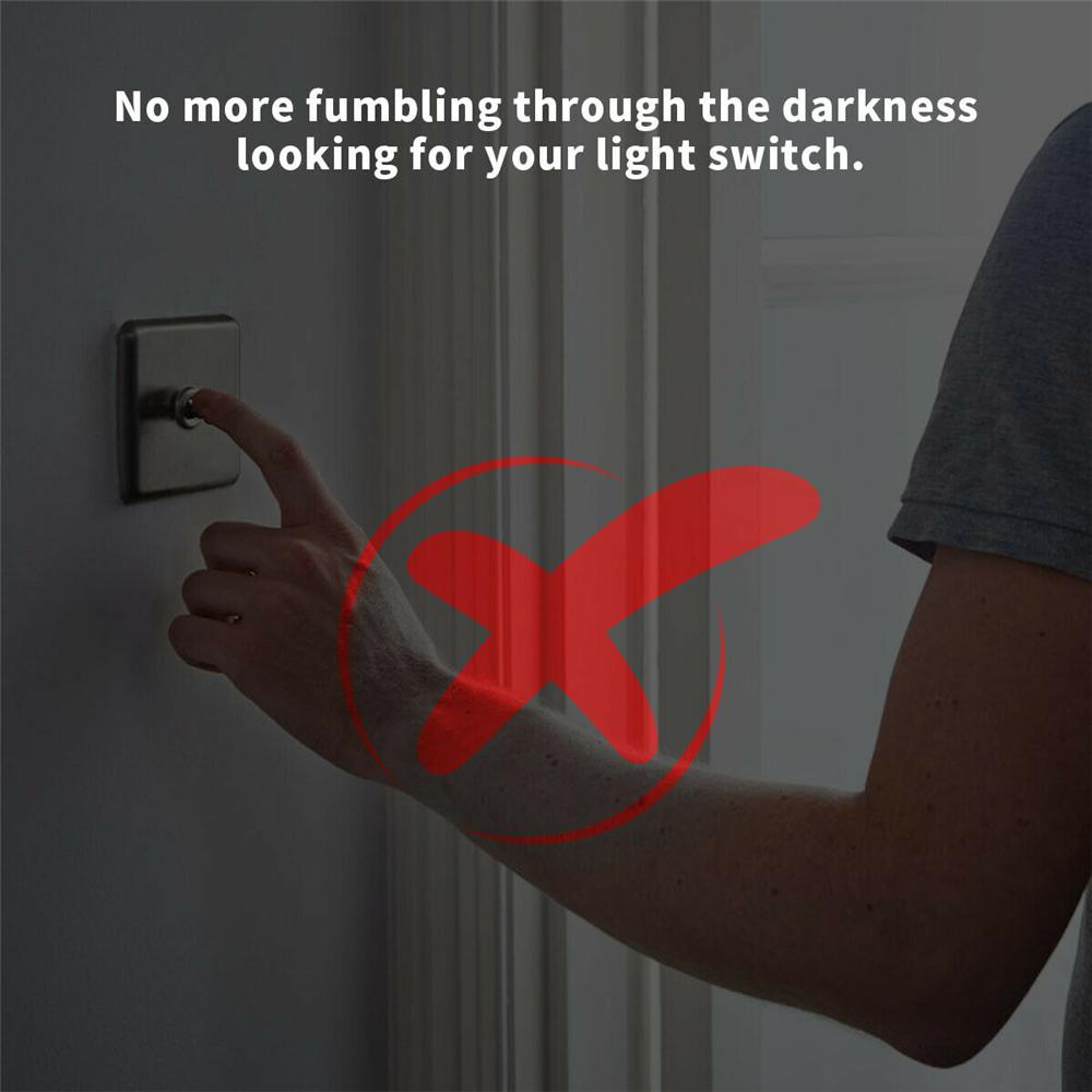 Công Tắc Đèn Cảm Biến Tự Động Tắt / Mở Đèn