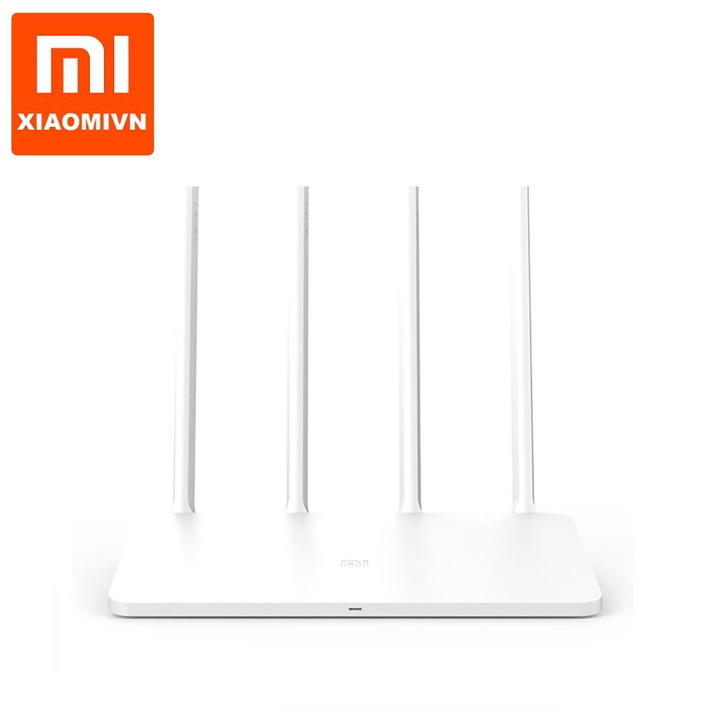 Thiết bị phát sóng wifi Xiaomi Router Gen 3 AC1200