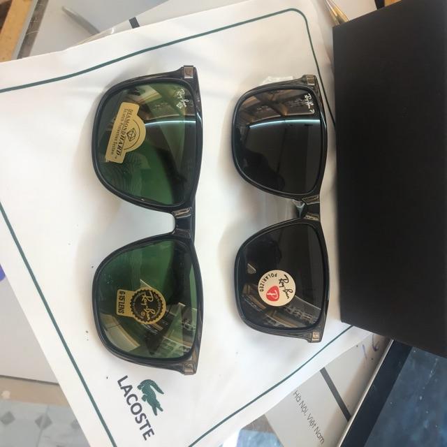 Kính rayban và raybanP fullbox hộp chính hãng