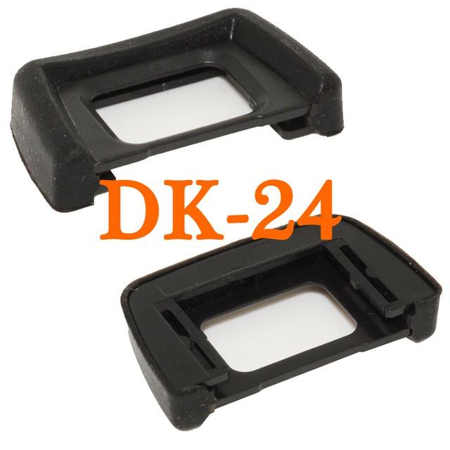 Mắt ngắm Eyecup DK-24 cho Nikon D5200 d3200 (Đen)