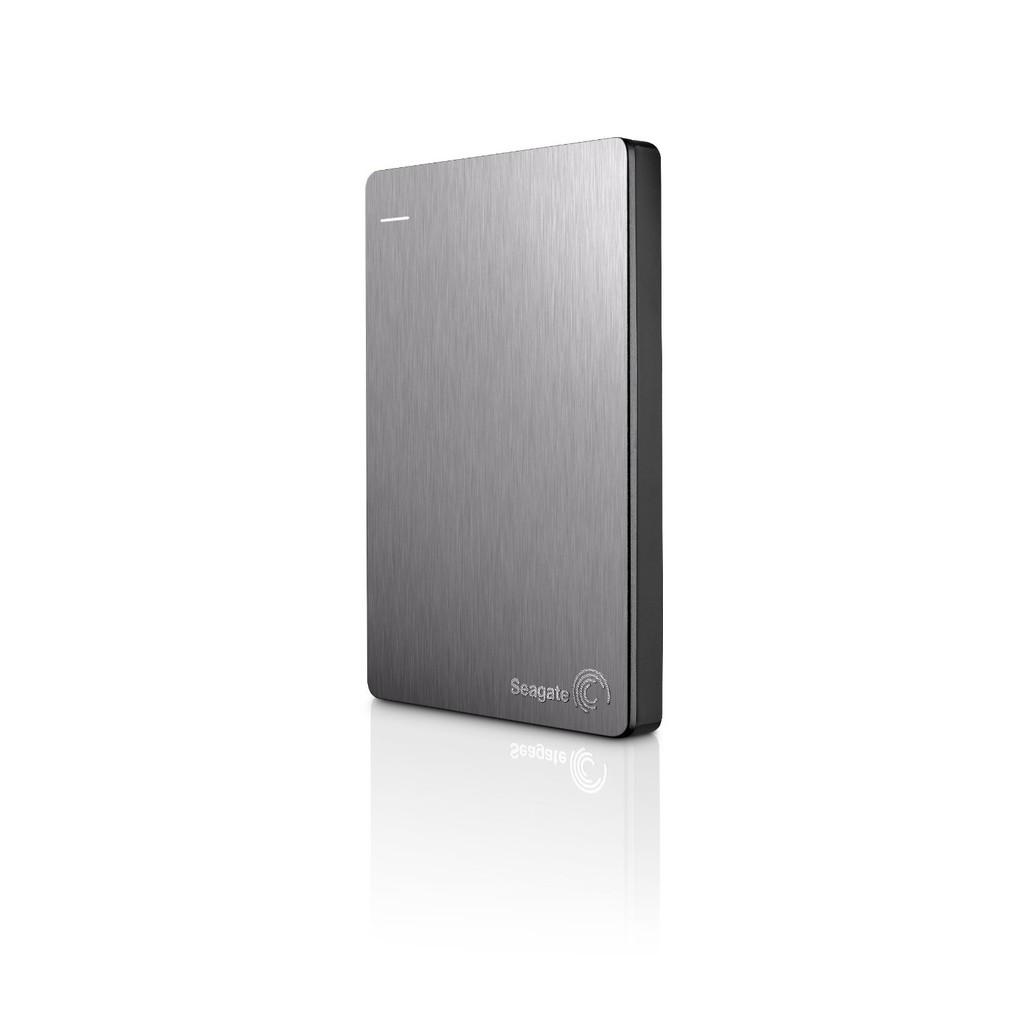 [Nhập ELCLMAY hoàn 30K xu đơn từ 200K]Ổ cứng di động Seagate Backup Plus Slim 500GB