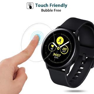 Miếng Dán Màn Hình Siêu Mỏng Cho Samsung Galaxy Watch Active 2 40mm 44mm Full Hd2