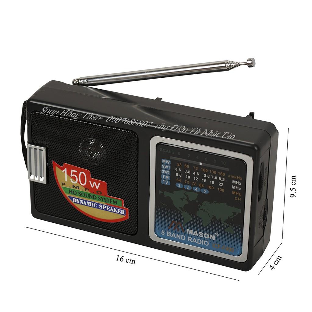 Đài Radio MASON ICF F400