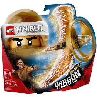 LEGO Ninjago 70644 – Lốc Xoáy Rồng Vàng (LEGO Ninjago 70644 Golden Dragon Master)