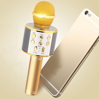 Micro Không Dây Hát Karaoke Cho Điện Thoại