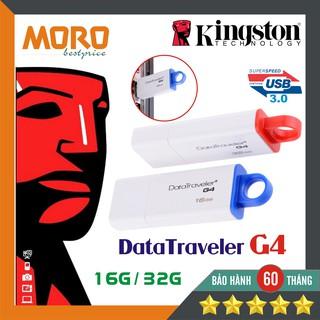 [Mã ELFLASH5 giảm 20K đơn 50K] [USB 3.0] USB Kingston DataTraveler G4 -- 16GB / 32GB --- Bảo hành 5 năm !