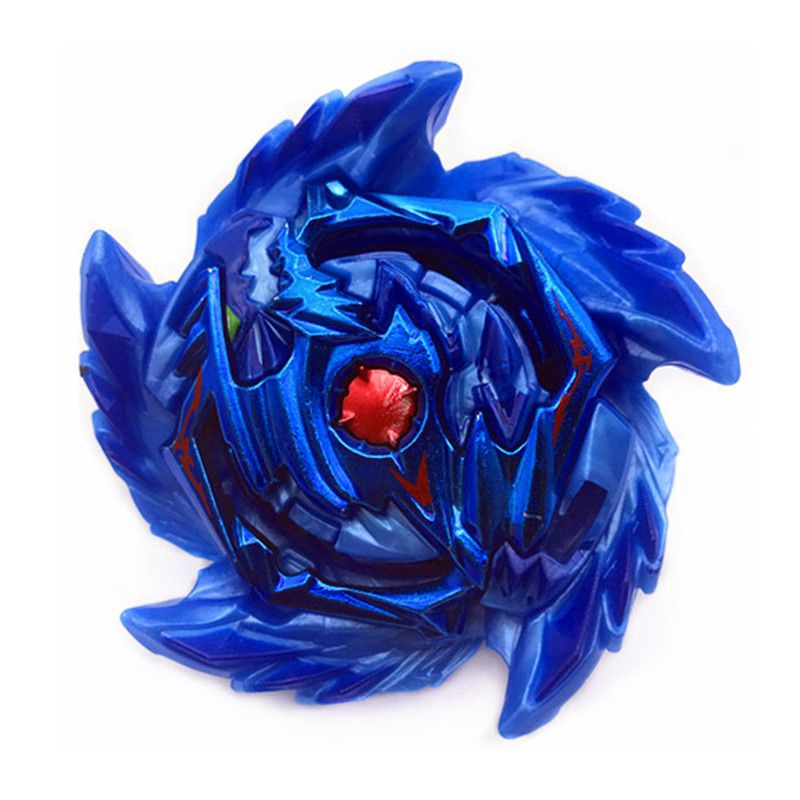 Beyblade Burst Metal Fusion Blue B-145 With Wire Launcher Grip Kids Gift Toys