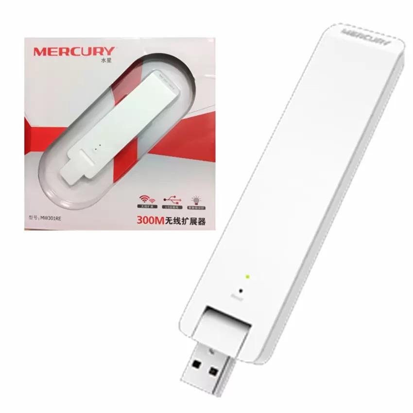 Kích sóng Wifi Mercury repeater MW301RE