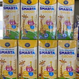 Thùng sữa công thức pha sẵn Nutricare Smart Grow( 180ml 48 hộp) thumbnail