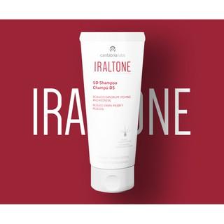 [Tây Ban Nha] Dầu gội giảm gàu SD Shampoo Iraltone giảm ngứa da đầu - 200ml thumbnail