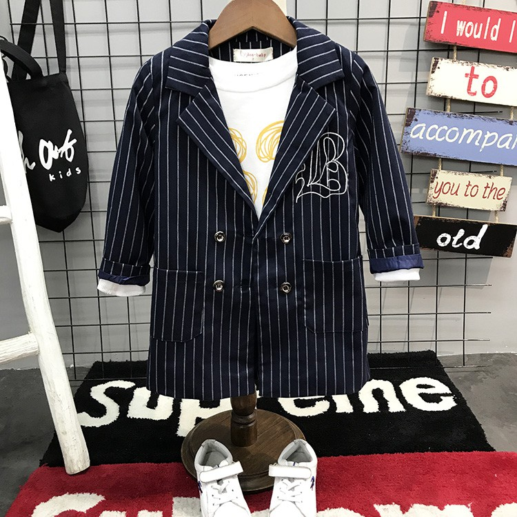 áo vest 2 lớp dáng dài bé trai bé gái