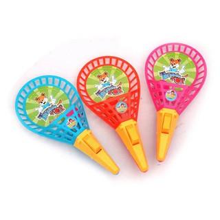 Kindergarten Parent-Child Activity Racket Throwing And Catching Ball Children Fun Toy