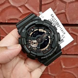 [HOT 2021] [ảnh thật] Đồng hồ thể thao nam G-Shock - GA110 55mm điện tử chống nước đa năng (Màu đen) - Gsock Việt Nam -m thumbnail