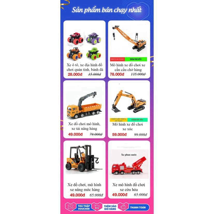 DXV Xe mô hình đồ chơi ô tô cá tính cổ điển, chất liệu kim loại, mang led phát sáng, chạy cót màu trùng hợp 12
